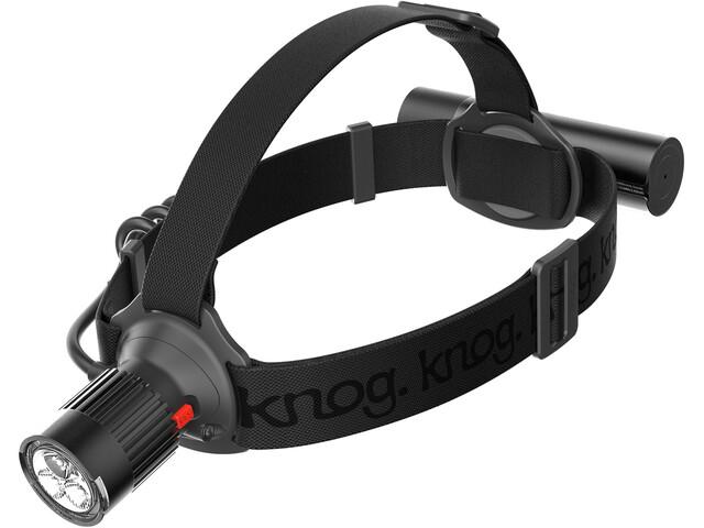 Knog PWR Headtorch Headlamp inclusive 1000lm + Powerbank